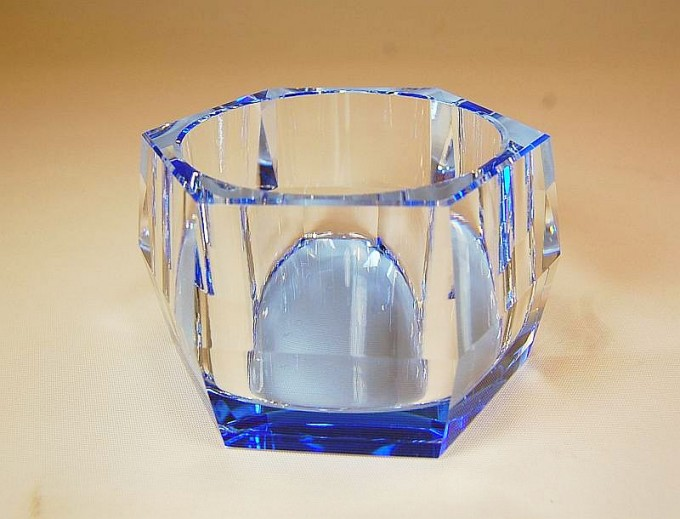 水晶【ブルー】