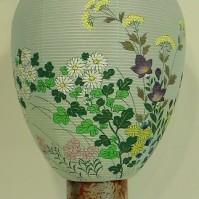 木製・チリメン蒔絵(品番:つり8)