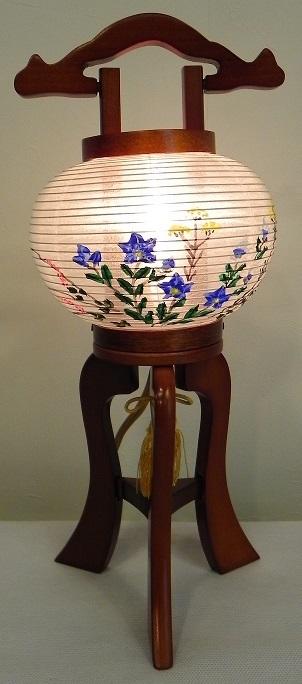 木製・絹張(ミニ)(品番13)