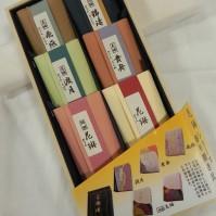 進物用 「かりん物語」六種入り 桐箱